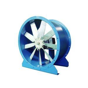 Quạt thông gió huớng trục giảm âm APOG