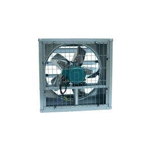 Quạt thông gió vuông công nghiệp 400mm